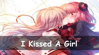 ♫ Nightcore - I Kissed A Girl - Sub Español ♫