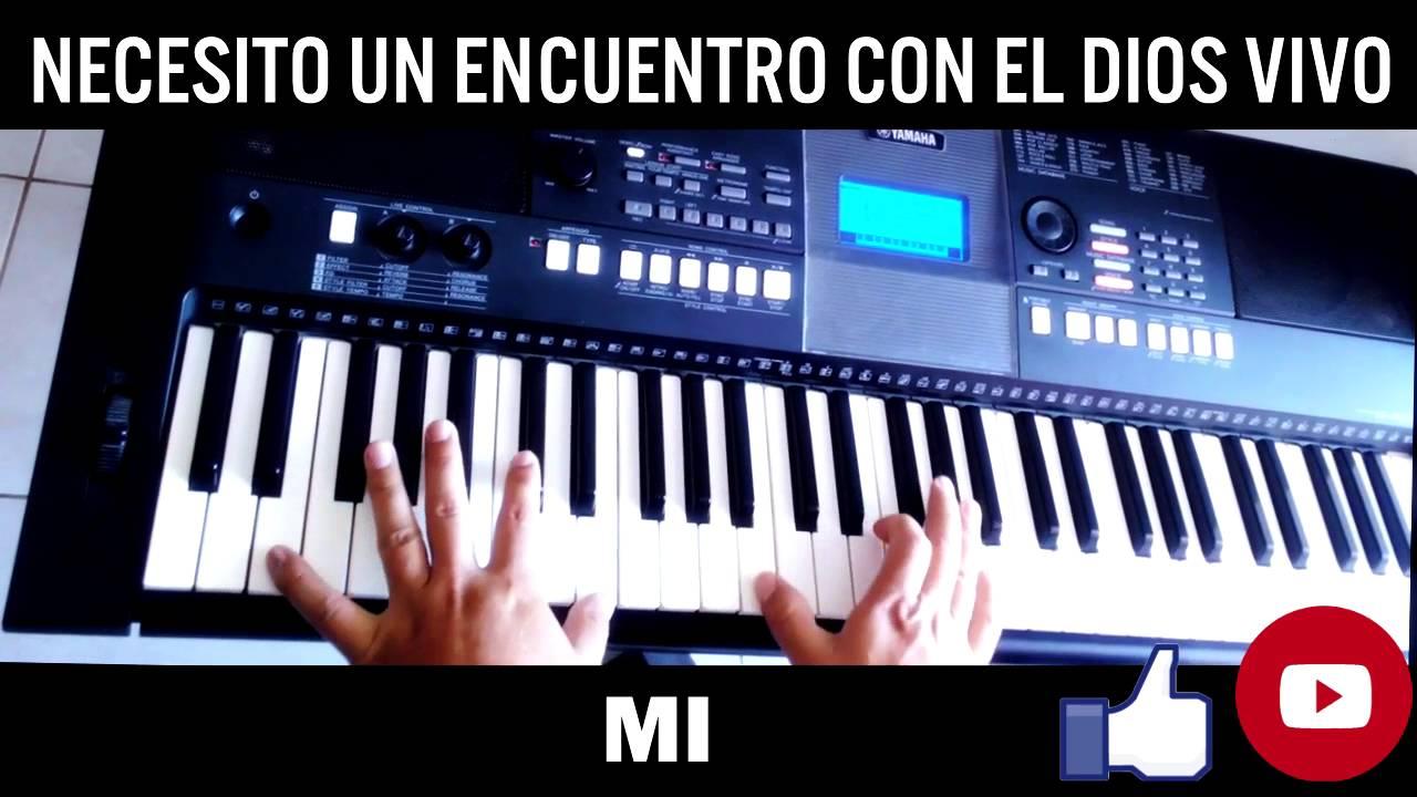 necesito-un-encuentro-con-el-dios-vivo-new-wine-tutorial-para-teclado-alex-creativo