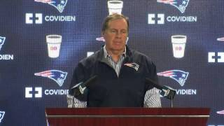 Belichick On the Offensive