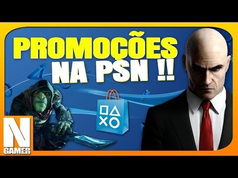 PROMOÇÃO NA PSN: Square Enix + Focus Home Interactive - Noberto Gamer