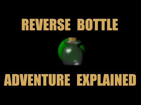 Reverse Bottle Adventure   An Explanation of One of OoT's Most Useful Glitches
