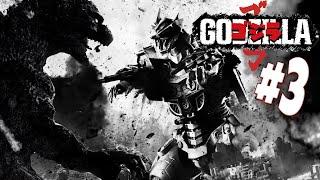 GODZILLA: Part 3 Destroy JAPAN Space Godzilla!