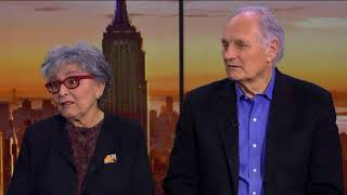 News Closeup: `Just Kids from the Bronx` with Alan and Arlene Alda