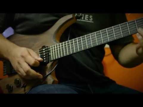 Cathode Neutron Headless Guitar