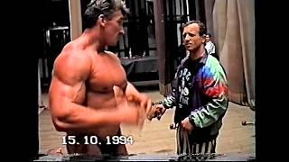 реставрация архивного видео 1994год