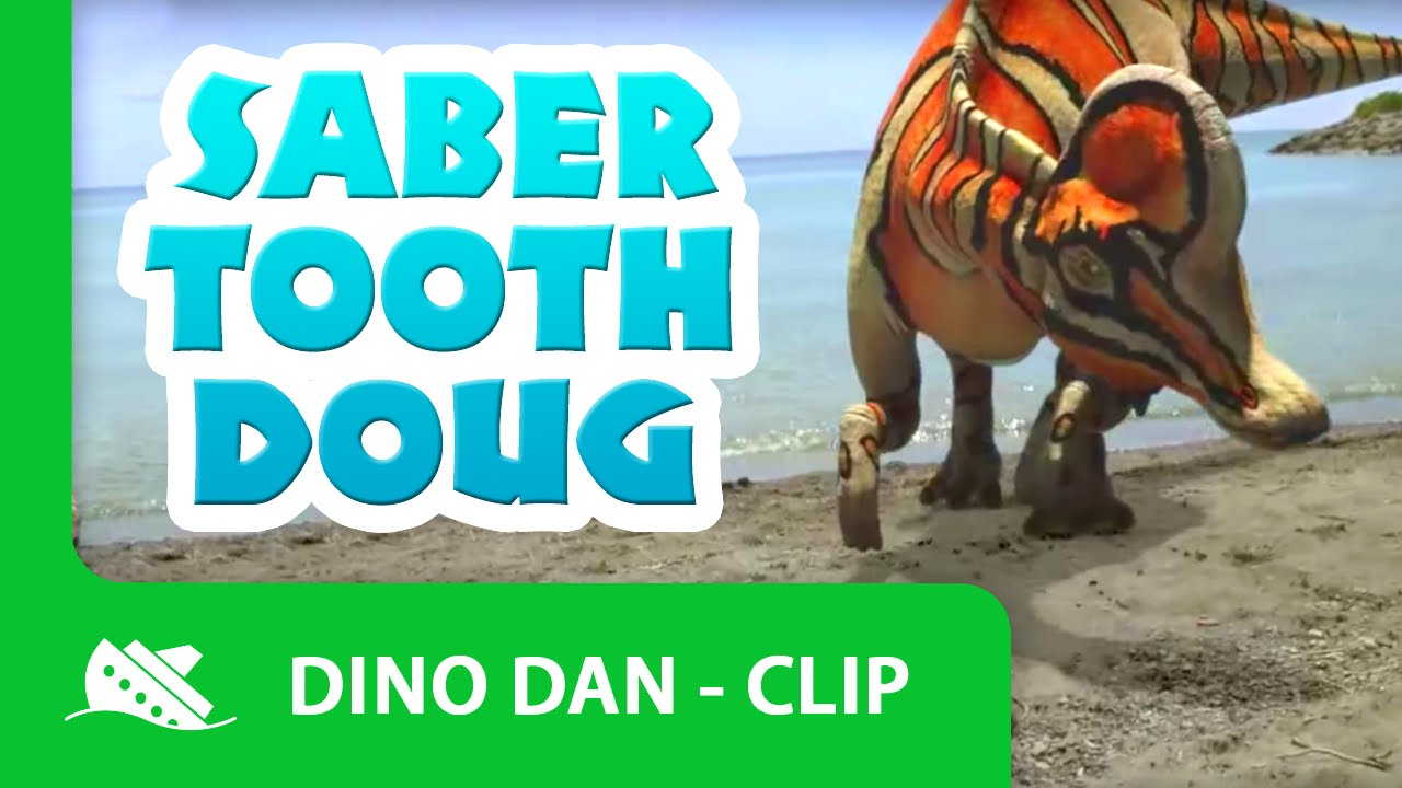 Dino Dan: Trek's Adventures: Saber Tooth Doug - Episode Promo
