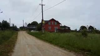 видео обзор земельный участок пеники