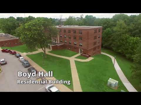 Take an Aerial Tour of West Liberty University!