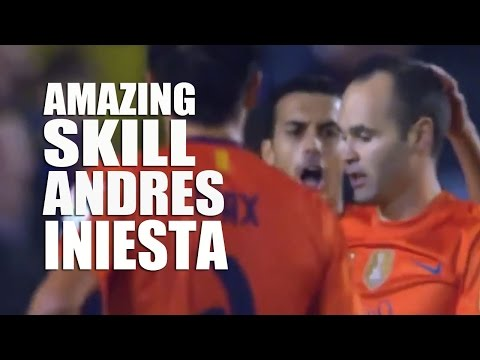 Andres Iniesta - Top 10 Goals 1080p HD