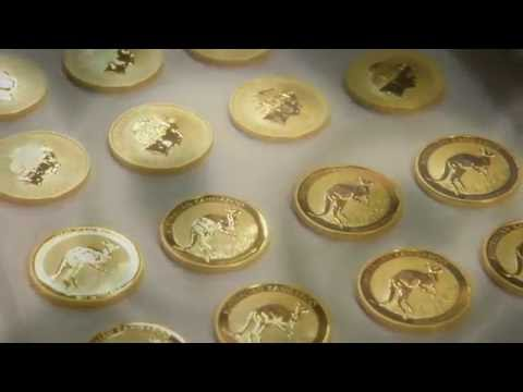 Les pièces d'or et d'argent d'investissement d'Australie 2017