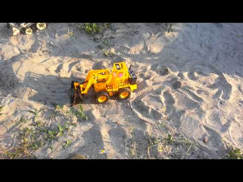 Top Race remote control front loader review