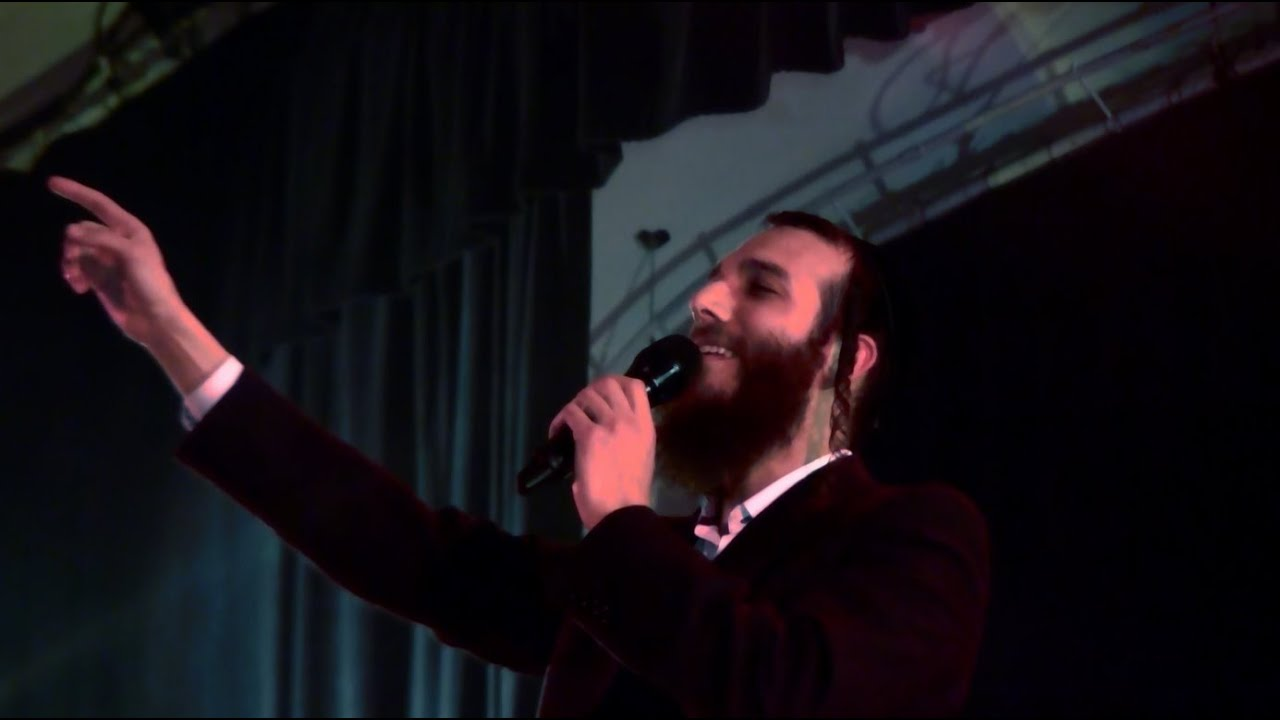 Following The Stars Concert - Beri Weber - Bei'olkim | בערי וועבער