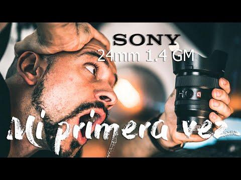 Review SONY 24mm f1.4 GM – ¿La mejor lente para cámaras SONY?