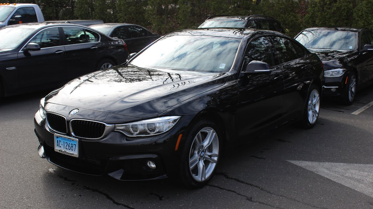 2016 Bmw 428i Xdrive Gran Coupe M Sport Pkg In Depth