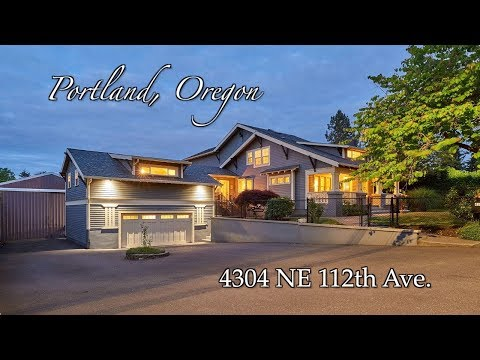 Video of 4304 NE 112th Ave | Portland, Oregon Real Estate & Homes for Sale