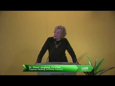 Trauma Healing Institute 2018 Community of Practice - Diane Langberg - Concluding Remarks