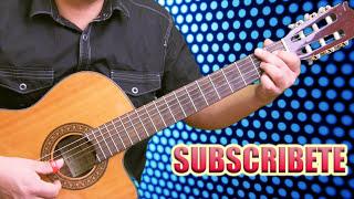 Esposa JULIO JARAMILLO -  tutorial completo como tocar en la guitarra.