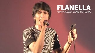 FLANELLA - Cinta Abadi Yang Terluka (Live di acara TRISENSA SMASGA Bondowoso)