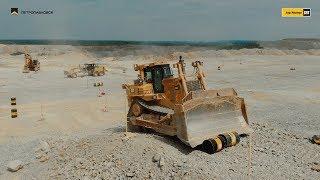 Покровский рудник стал ареной для состязаний профессионалов