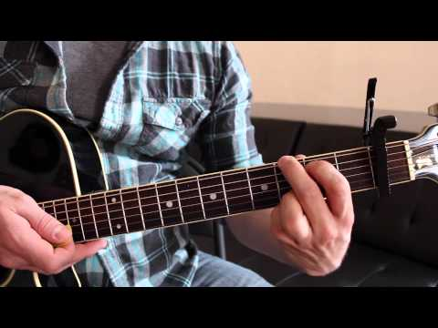 Ingrid Michaelson - Girls Chase Boys (Guitar Chords & Lesson) by Shawn Parrotte