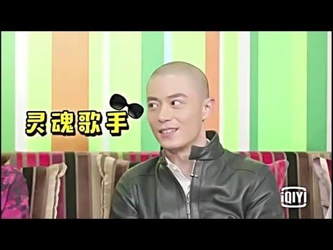 Wallace Huo in Hide & Seek interview 秦海璐万茜否认霍建华阳光《捉迷藏》里饰演的 (English Subbed)