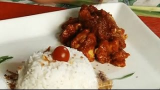 Watch Recipe: Sambal Chicken