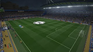PES 2019 Stamford Bridge by MjTs fixed version! Night 1080p 60fps Champions League