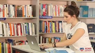 Дистанционное образование в AlmaU || Второе Высшее Образование в AlmaU