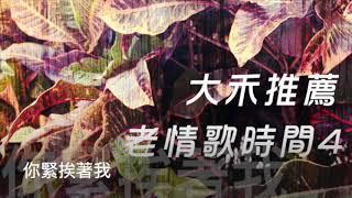楊克強  大禾金曲金選 老情歌時間 4  官方完整Offical  精選組合