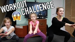Daily Vlogs, Working Out with My Sisters, & What I Eat In a Day