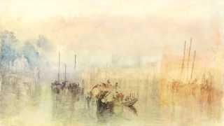 A. Vivaldi Concerto for Cello, RV 418/J. M. W. Turner