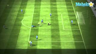 FIFA Soccer 11 Tutorials - Advanced Passing