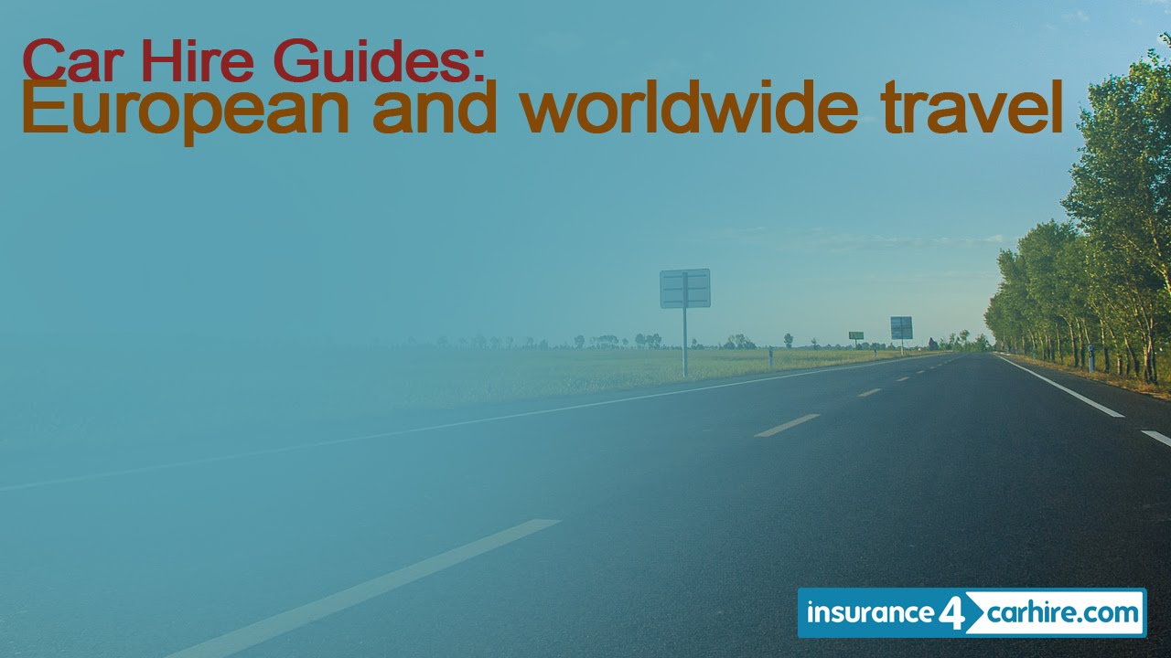 Worldwide Travel Insurance Car Hire Excess