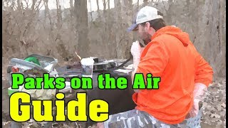 Parks on the Air (POTA): A Quick Start Guide ~ Portable Ham Radio