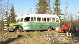 """Into the Wild"" Magic Bus"