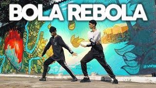 Baixar BOLA REBOLA - Tropkillaz, J Balvin, Anitta, Mc Zaac | COREOGRAFIA FREE STEP - MrAlves e Takeshi