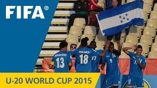 Uzbekistan v. Honduras - Match Highlights FIFA U-20 World Cup New Zealand 2015
