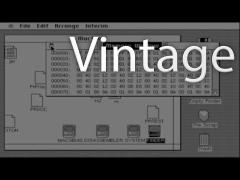 Emulating a Twiggy Macintosh