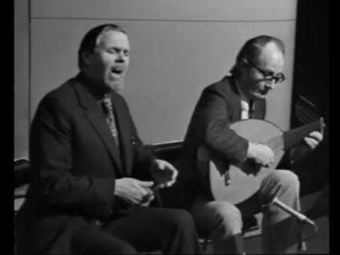 Alfred Deller sings Dowland (1949)