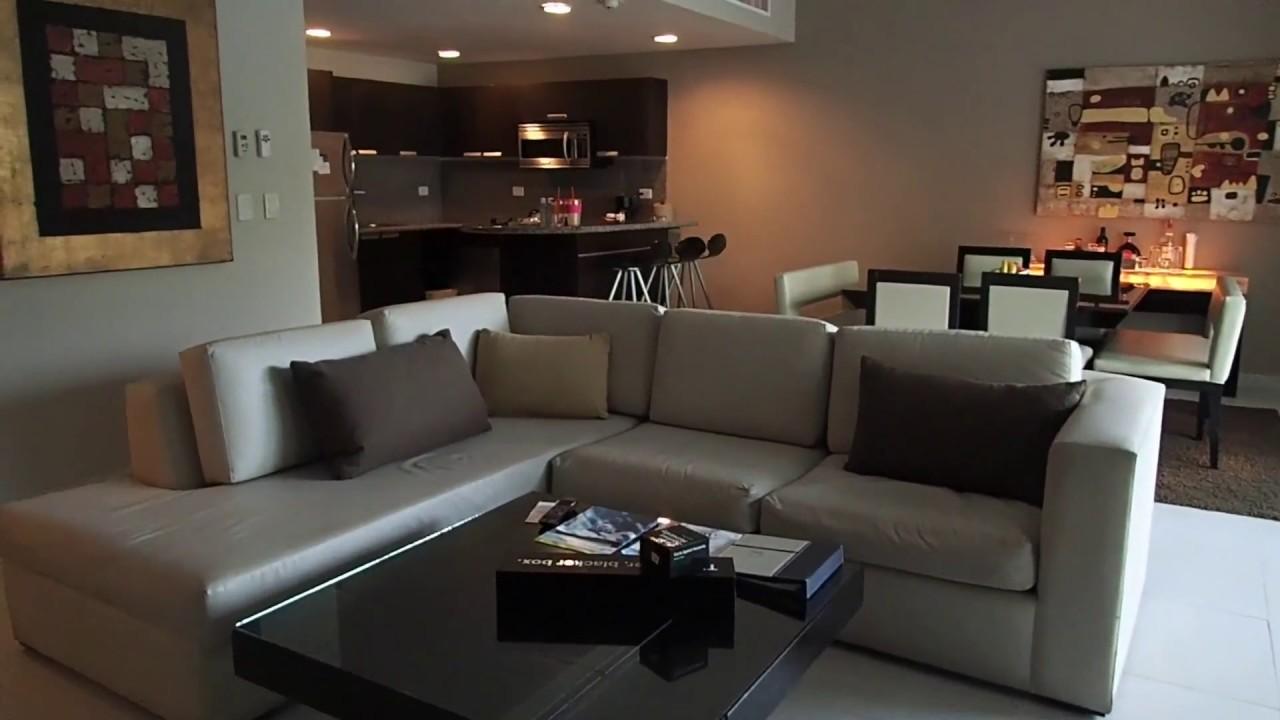 Karisma Azul Fives 1 Bedroom Suite Room 803 1 Youtube