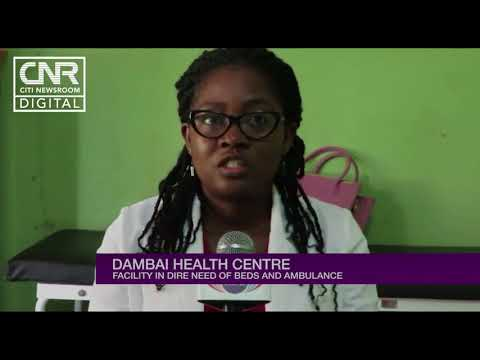Dambai health centre without enough beds