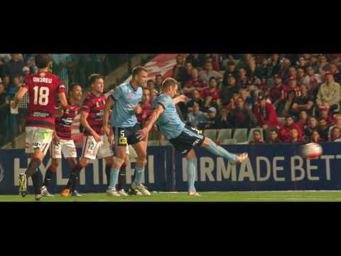 You've Gotta Have a Team: Yoshi visits Sydney FC
