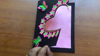 Beautiful New Year Greeting Card Designs Handmade