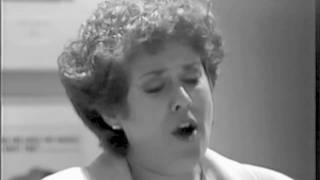 "JUDY KAYE sings ""WILLOW, WILLOW, WILLOW"" by Robert Wright & George Forrest from KEAN"