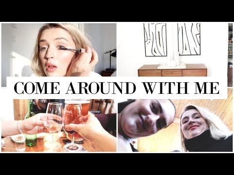 Come Around With Me: A Friday Vlog | allanaramaa