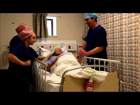 Surgical checklist competition entry – Lakes DHB