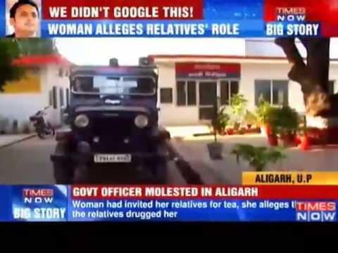 Bid to rape Aligarh judge at high-security bungalow