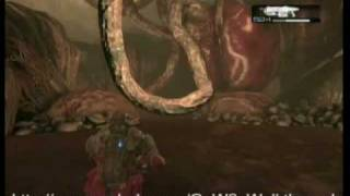 Gears of War 2 Walkthrough: Chapter 2 - Intestinal... PT. 2