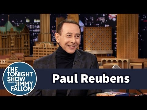 Paul Reubens Announces New Peewee Movie
