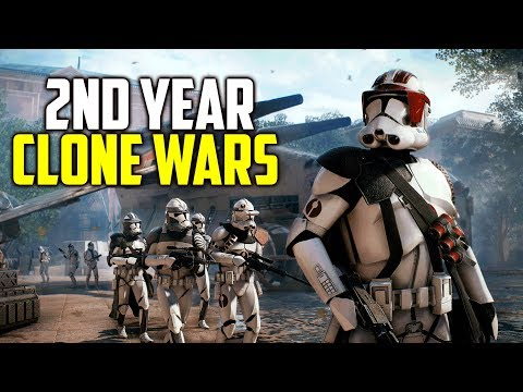 Entire Second Year Of The Clone Wars | Star Wars Lore